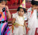 Young Children Celebration